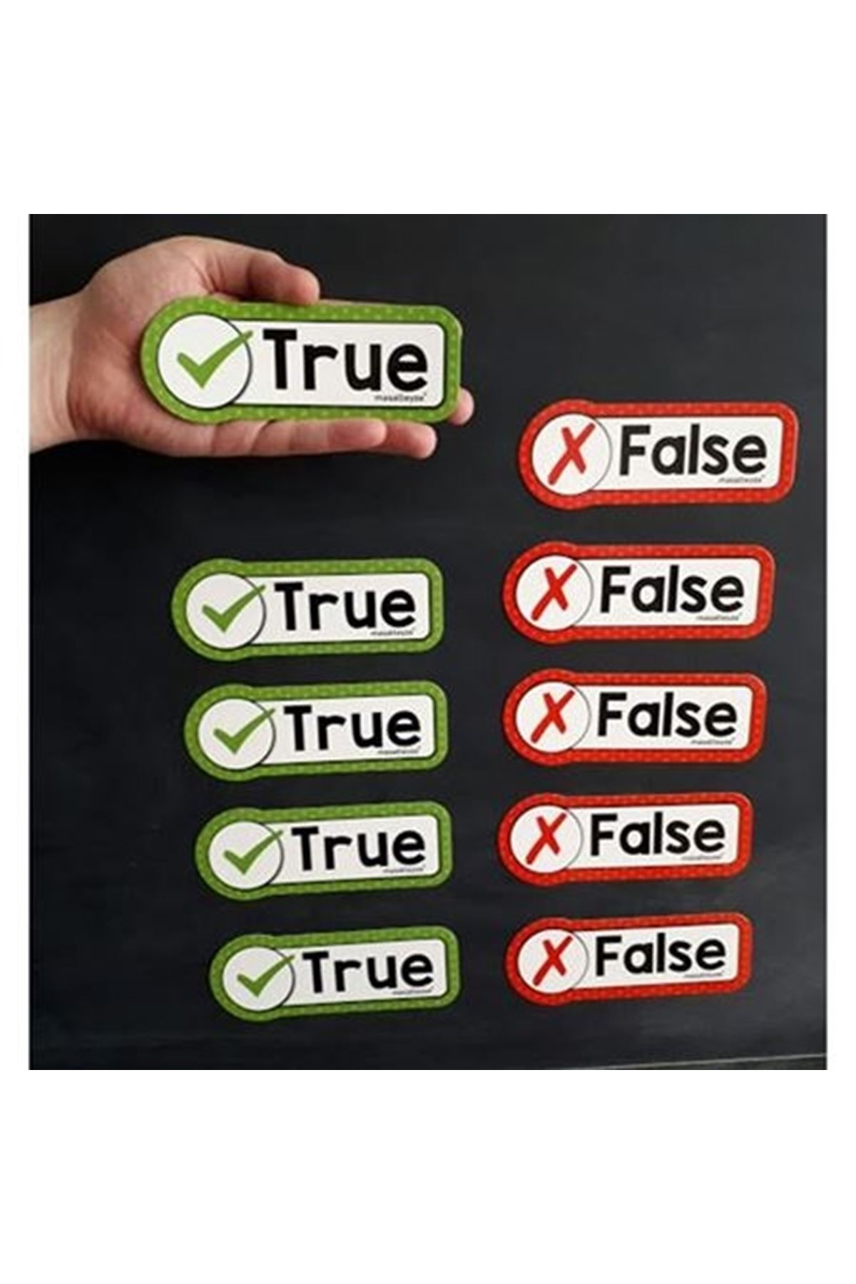 True-False set