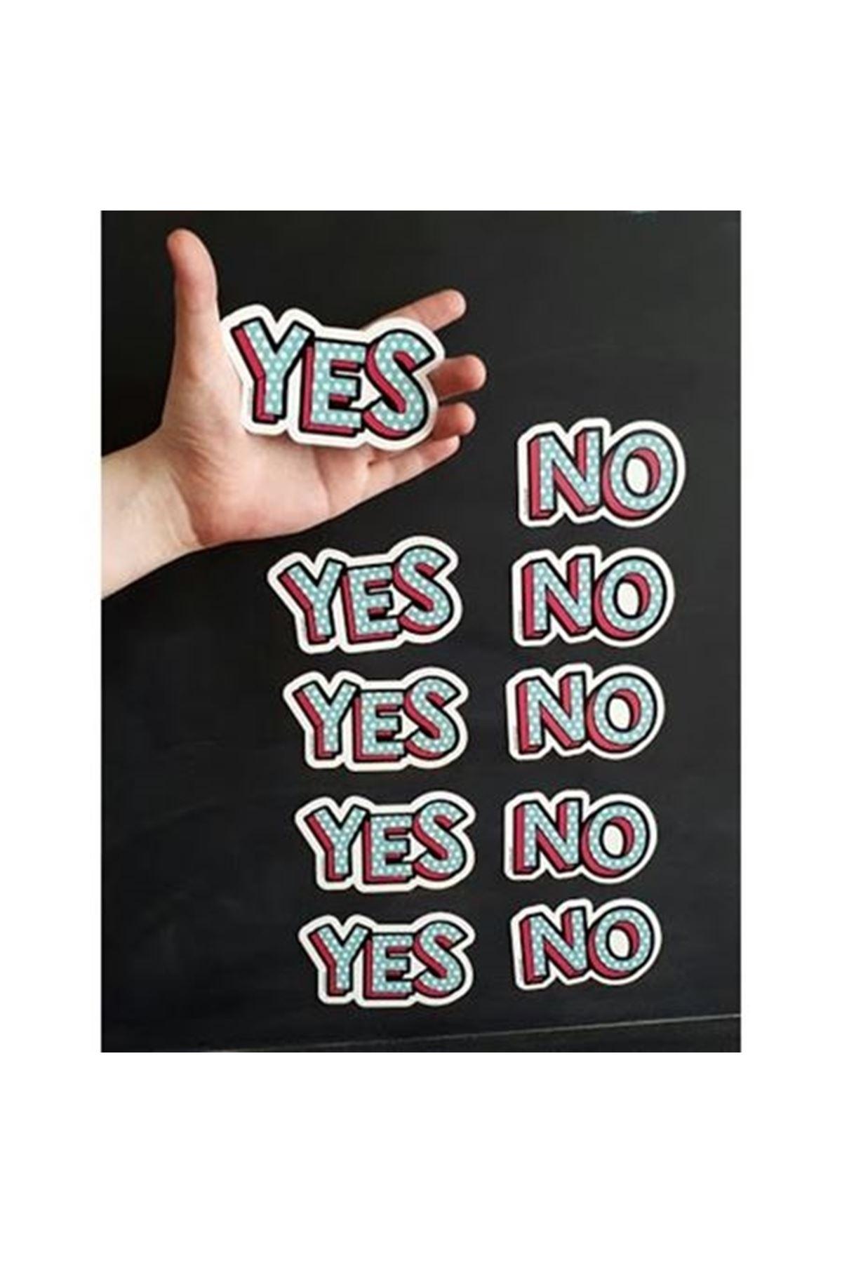 Yes-No set