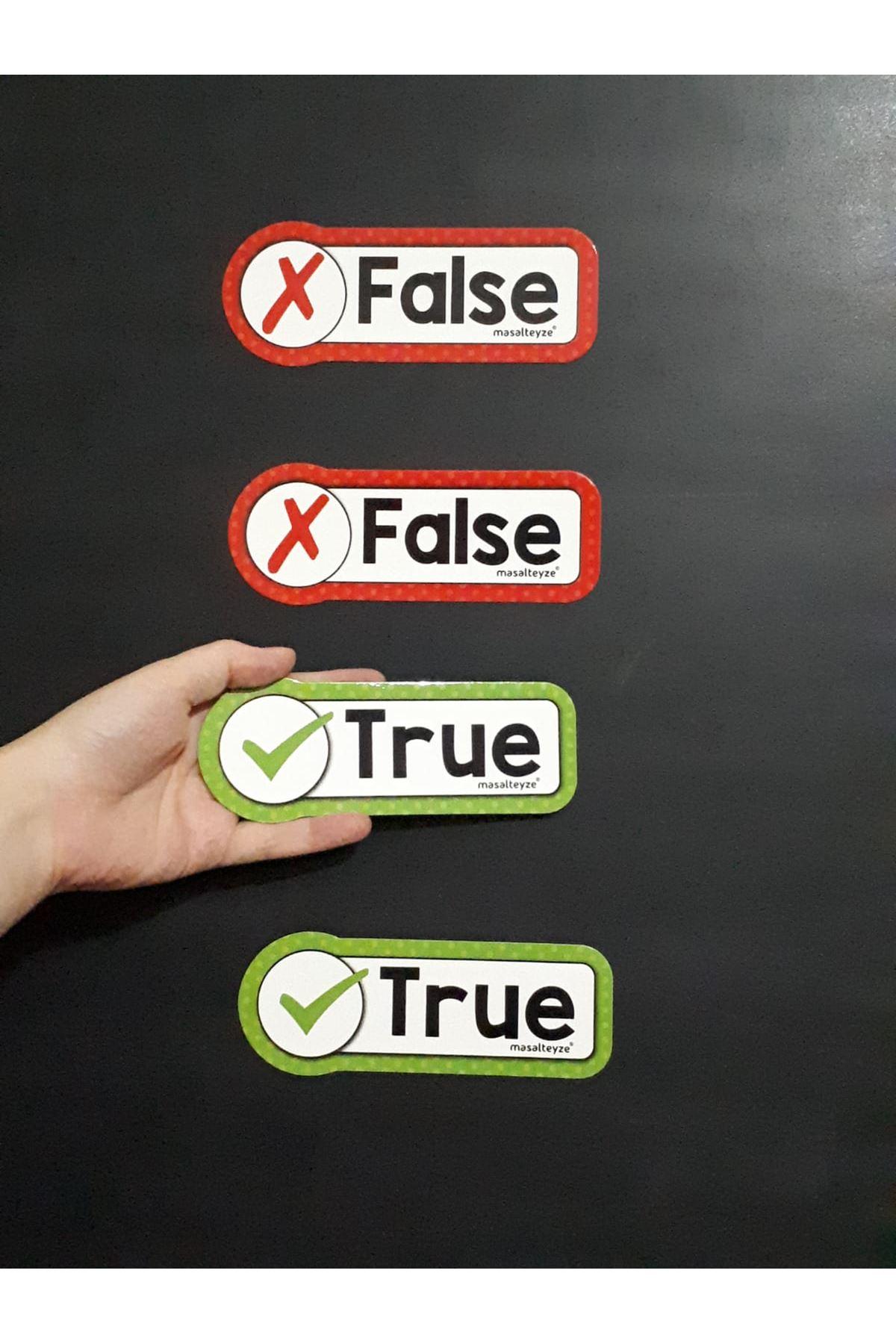 True-False Magnet Set